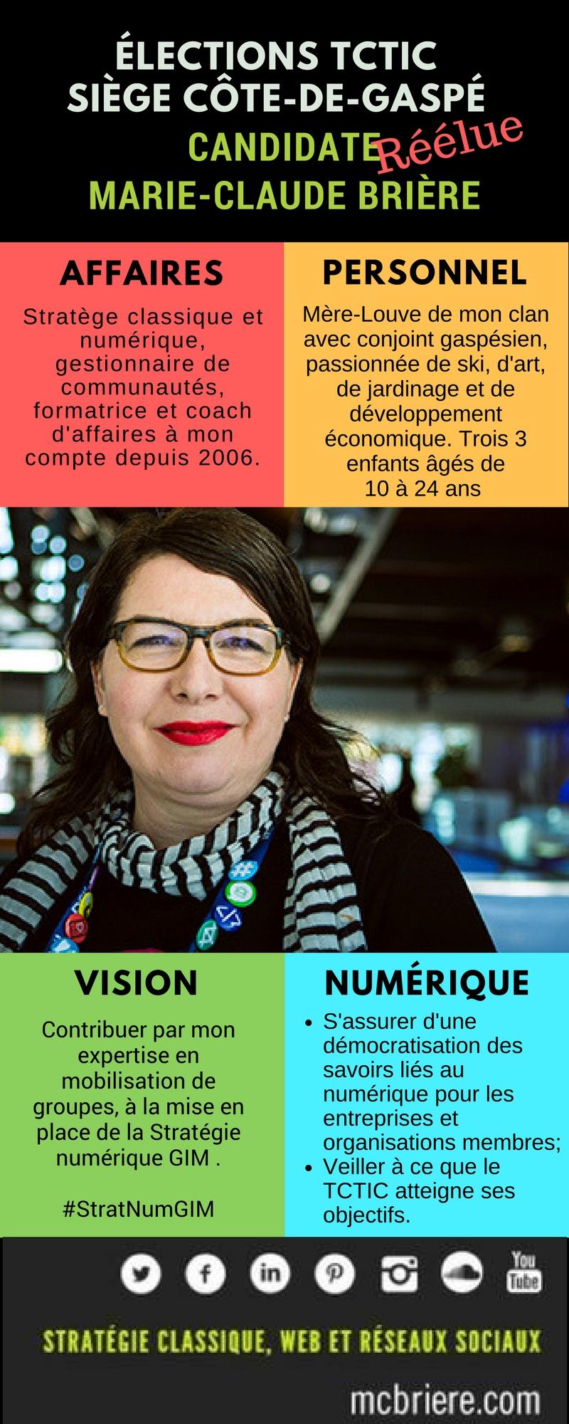 Dépliant de campagne mcbriere-CA TCTIC 2017