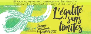 Invitation aux femmes entrepreneures, gestionnaires, directrices ou présidentes d'organismes de Gaspé et des environs